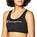 Champion Women's The 029 Reissue Bra Bra, -black, L