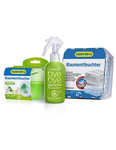 Lote HUMYDRY Essential - Antihumedad y Neutralizador de olores
