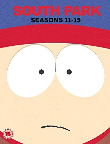 South Park Seasons 1115 (15 Dvd)...