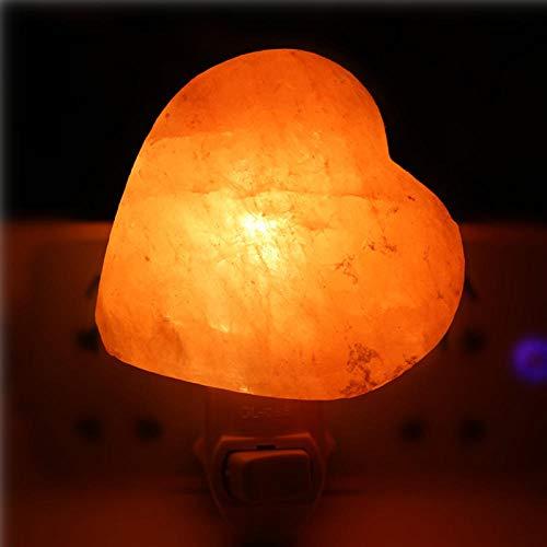 La lampada al sale da 2-3 kg è realizzata con autentico sale di cristallo di cristallo...