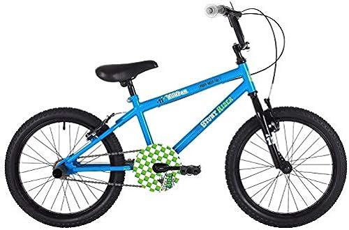 Bumper Stunt rider 45,7  blau SchwarzJungen BMX-Bike