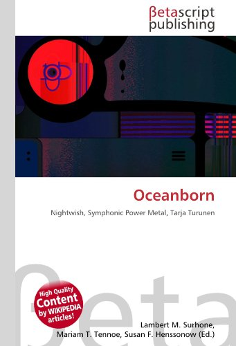 Oceanborn: Nightwish, Symphonic Power Metal, Tarja Turunen