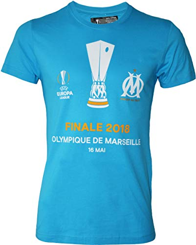 Olympique de Marseille T-shirt Om – Finale UEFA Europa League 2018 – officiële collectie