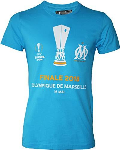 Olympique de Marseille T-shirt Om – Finale UEFA Europa League 2018 – officiële collectie