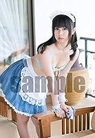 栗田恵美 A4サイズ 写真 13