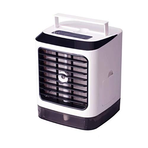 Mini enfriador de aire ventilador del ventilador Aire acondicionado personal Aire acondicionado enfriador de escritorio Aire acondicionado mini Aire acondicionado usb Aire acondicionado enfriadores de