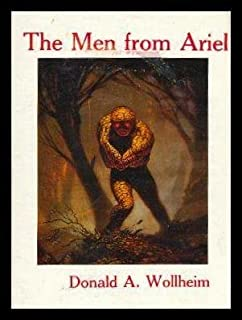 THE MEN FROM ARIEL: The Lost Poe; Who's There; Ishkabab; The Horror out of Lovecraft; The Hook; Still Life; Colt Cash Cache; Miss McWhortle's Weird; The Rules of the Game