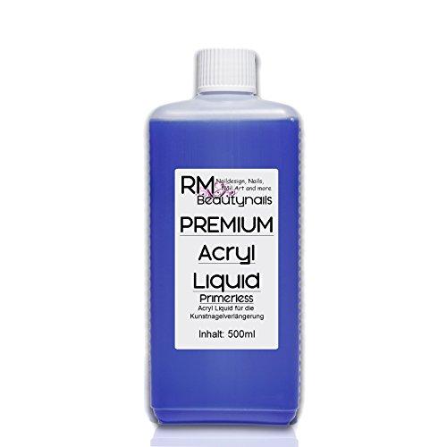 500ml Acryl Nagel Liquid Flüssigkeit Primerless für Nageldesign in Studio Qualität