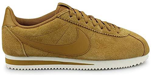 Nike Classic Cortez Se, Zapatillas de Gimnasia Hombre, Beige (Wheat/Wheat/Sail 701), 44.5 EU