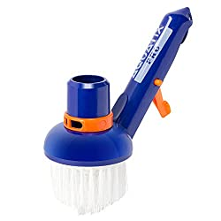 step and corner pool brush