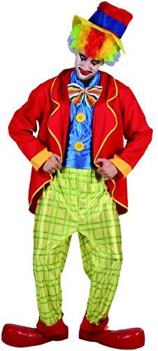 Déguisement clown homme - Large