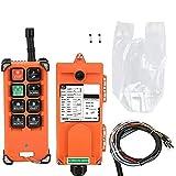 NiceJoy Polipasto eléctrico Mando a Distancia del Receptor 220v VHF 310-331mhz Industrial Wireless transmisor de Mando a Distancia