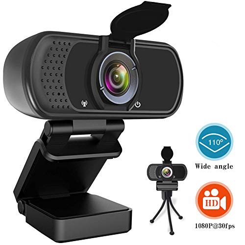 Our #5 Pick is the HZQDLN 1080p HD Webcam