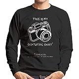 Cloud City 7 This Is My Sightseeing Shirt Men's Sweatshirt