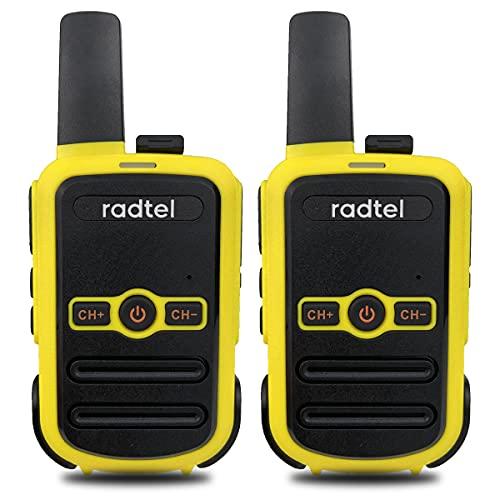 Radtel RT12 Walkie Talkies for Adults Rechargeable...