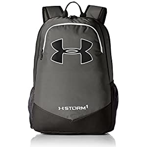 41Uw ihS6oL. SS300  - Under Armour UA Boys Scrimmage Backpack Mochila, Hombre