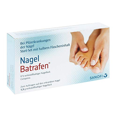 NAGEL BATRAFEN Start Set Lösung 1.5 g