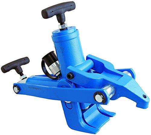 Pro-Lift-Montagetechnik Reifenabdrücker, hydraulischer Abzieher, Reifenabdruckhilfe, bead breaker, 00127