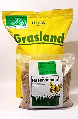 Hega -   Grasland Rasensamen