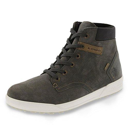 Lowa Herren Dublin III GTX QC Hohe Sneaker, Grau (Antracite), 44.5 EU