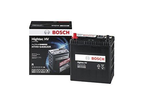 BOSCH (ボッシュ)ハイテックHV 国産車 ハイブリッド車補機用バッテリー HTHV-S40B20R