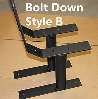 Park Bench Frames-Free Standing