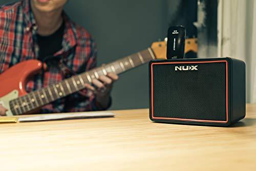 Amplificador de guitarra bluetooth NUX Compact de 3 canales y 3W