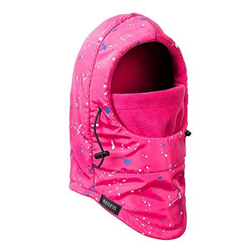 REDESS Kids Winter Windproof Hat, Unisex Children Heavyweight...