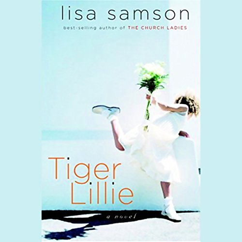 Tiger Lillie audiobook cover art