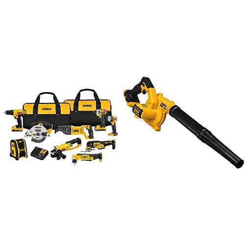 DEWALT DCK940D2 20V MAX Lithium Ion 9-Tool Combo Kit with...