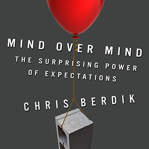 Mind Over Mind audiobook cover art