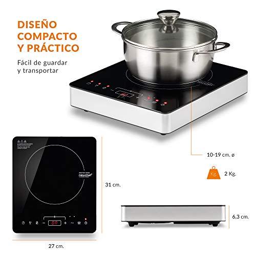 NEW CHEF Placas de cocina portátiles