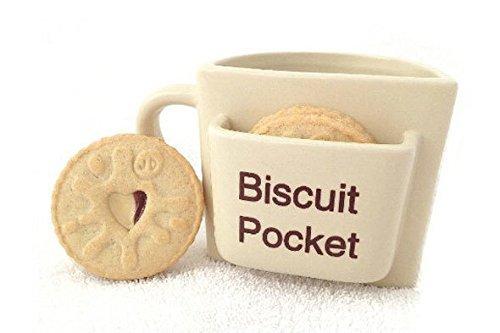'fpbs divertente design, Have A Nice Day 'Fuck You, Tazza, tazza di caffè, tazza da tè tazza in ceramica, 350ml, tazza regalo amici, Biscuit Pocket