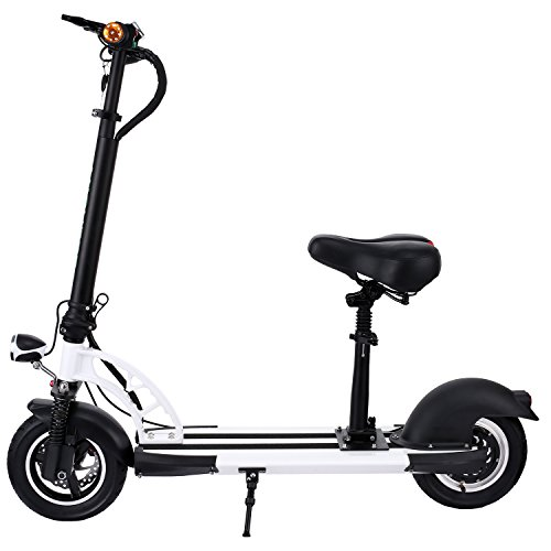 WeSkate White Electric Scooter for Adult with...
