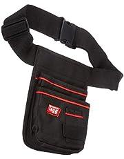 Tayg Cinturón herramientas nylon 1-B, negro, pequeño