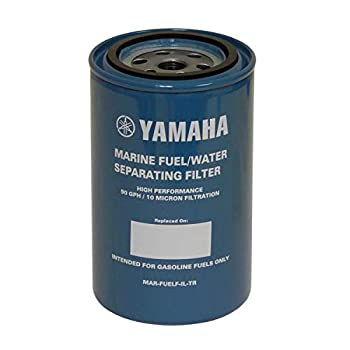 Yamaha Outboard MAR-FUELF-IL-TR 10-Micron Fuel Water Separating Filter 90GPH