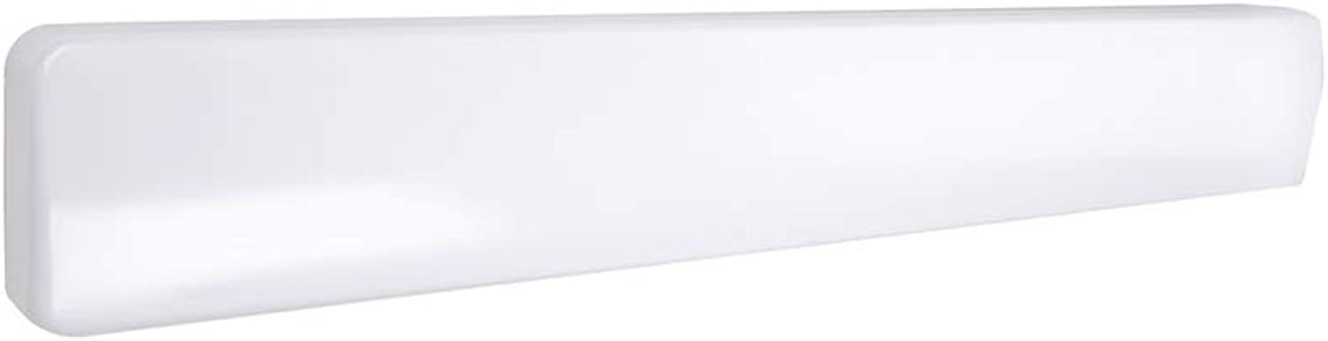 WAC Lighting WS-236G2-27-WT Flo Energy Star Bath Vanity & Wall LED Bath & Wall Light, 36 Inches,