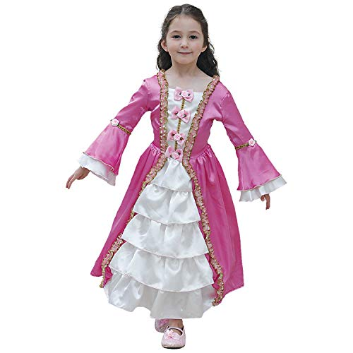 Amscan Dress Up Marie Antoinette, 6-8 ans - Version Anglaise