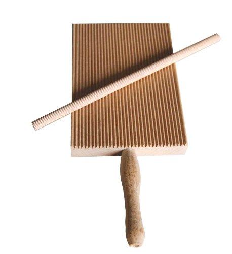 Eppicotispai, utensile per realizzare garganelli e gnocchi