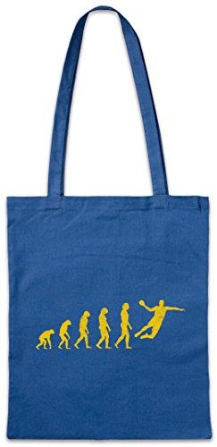 Urban Backwoods Handball Evolution Hipster Bag Beutel Stofftasche Einkaufstasche