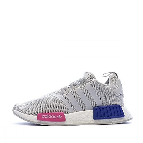 Adidas NMD_R1 Sneaker, Grau, - grau - Größe: 39 1/3 EU