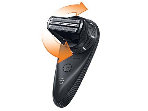 『フィリップス 電動バリカン セルフヘアーカッター 充電・交流式 QC5582/15』の4枚目の画像