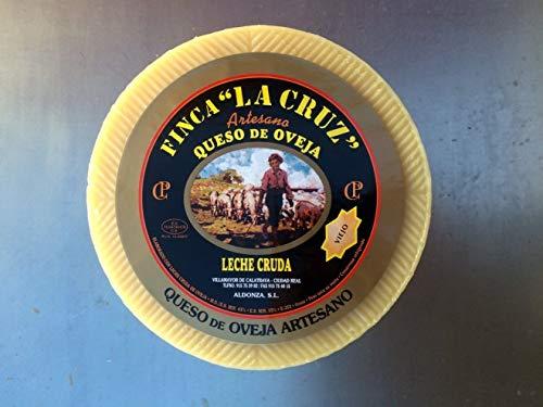 Queso Artesano Viejo Finca La Cruz 2 Kg