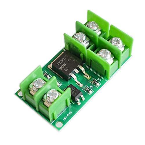 DollaTek Elektronische Schalter Steuerplatine Impulsauslöseschalter Modul DC-Steuerung MOS FET Optokoppler