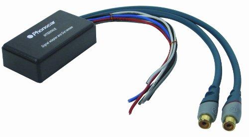 Phonocar 05142 Riduttore Di Segnale Da Amplificato A Preamplificato Con Uscita Remote Passiva