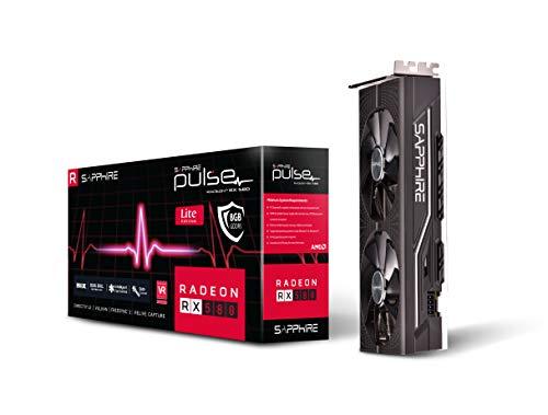 Sapphire 11265 67 20g Radeon Pulse Rx 580 8gb Gddr5 Dual Hdmi Dual Dp Oc W Backplate Uefi Pci E Graphics Card Pcpartpicker