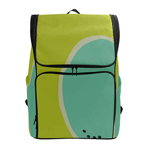 Large Group Of Green Apples Best Packable Daypack School Messenger Bag Girls Bookbag Hiking Bag Fits 15.6 Inch Laptop And Notebook Ladies Daypack Travel Bookbag