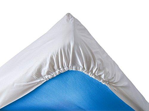 Spannbetttuch PVC Bettschutz Spannbettlaken Inkontinenz 100x200