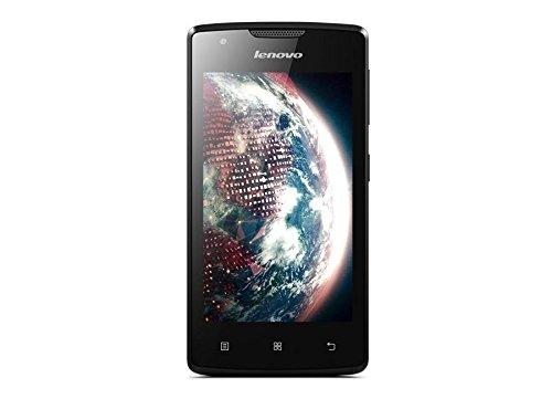 Lenovo A 1000, Smartphone Dual SIM, 64 x 10.6 x 124.5 mm, Android 5.0Lollipop, 1 GB RAM, nero.