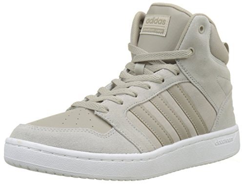 adidas CF Super Hoops Mid, Sneaker a Collo Alto Uomo, Marrone (Light Brown/Light Brown/Simple Brown), 39 1/3 EU